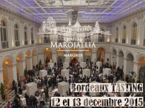 Bordeaux Tasting 2015