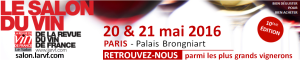 signature exposants Paris 2016